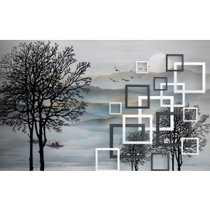 Gestileerde Bomen