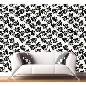 Met Wijn Bedekte Muren Behang 3D
