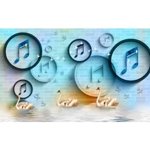 Zwanen En Muziek