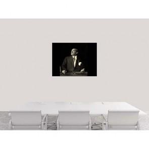 Atatürk 3D Behang