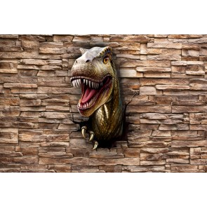 Inval Van Dinosauriers