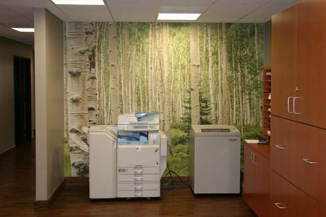 Behang voor kantoren