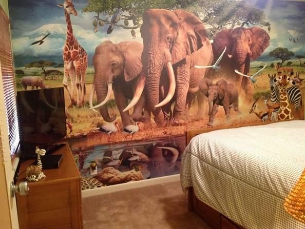 Behang voor dierenliefhebbers